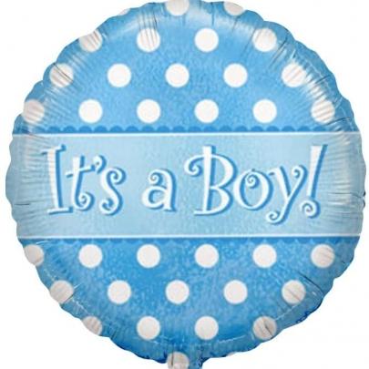 Воздушный Шар На День Рождения Мальчика фото