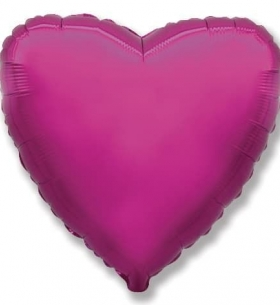 "Воздушный Шар ""Пурпурное Сердце"""
