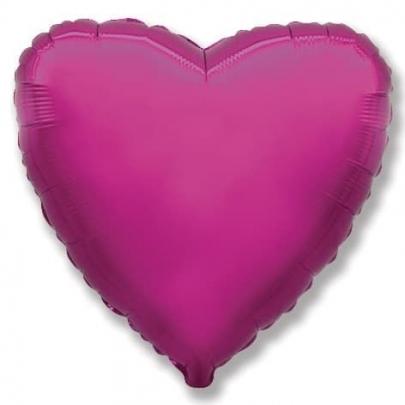 "Воздушный Шар ""Пурпурное Сердце"" фото"