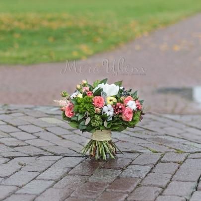 Букет Яблоневый Сад фото