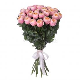 25 Пионовидных роз фото