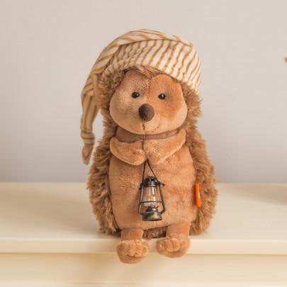Мягкая игрушка Ёжик Колюнчик в колпачке (20 см.) фото