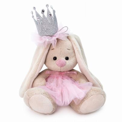 Мягкая игрушка Зайка МИ: С короной (15 см.) фото