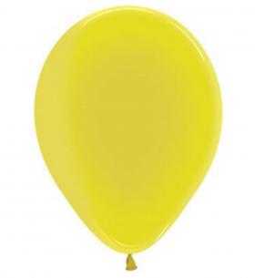 """Воздушный Шар """"Желтый"""", Кристалл"""