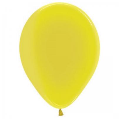 """Воздушный Шар """"Желтый"""", Кристалл фото"""