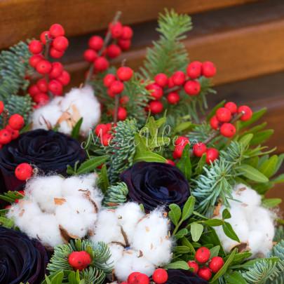 Букет Зима фото