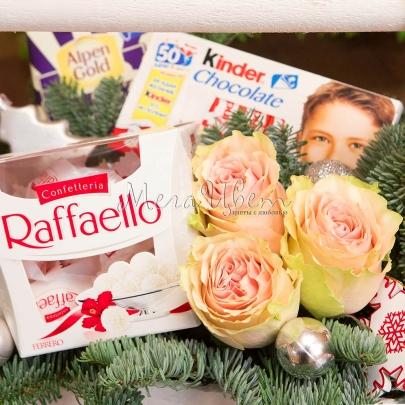 Букет Зимние Радости фото