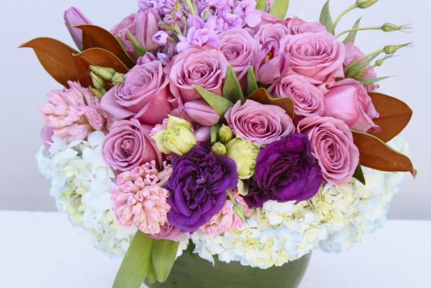 Доставка цветов в Уфе Купить цветы Заказать букет с 47