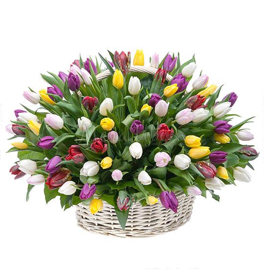 Цветы для любимой бабушки