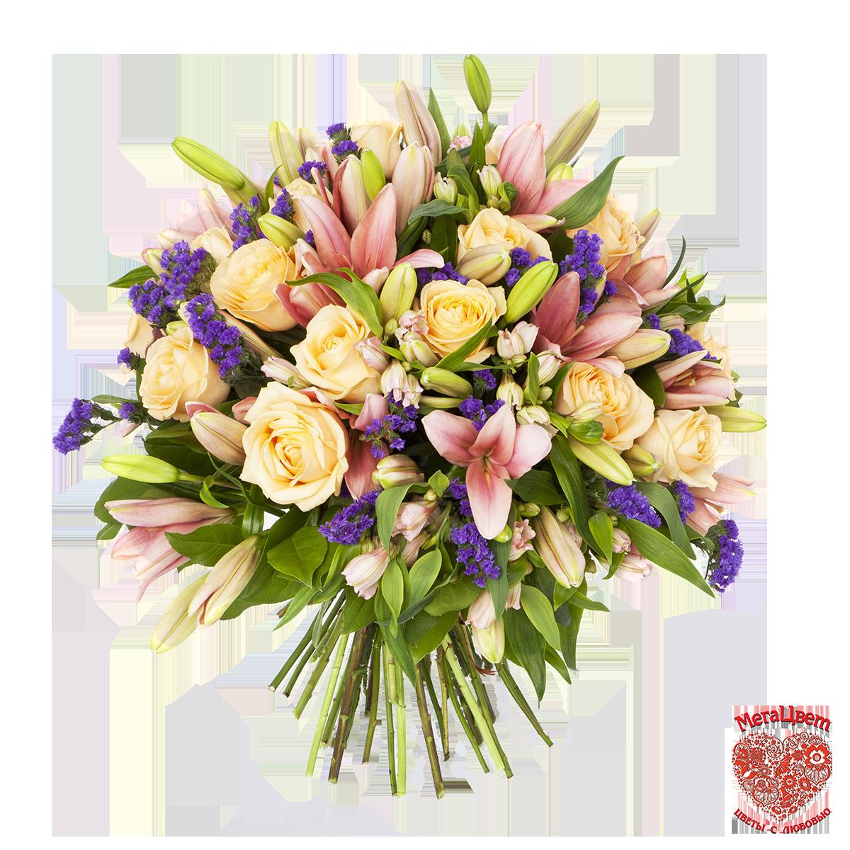 Подбор цветочного букета